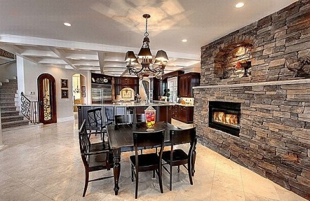 Cozy Up With a Gas Fireplace, Sounds Wonderful!