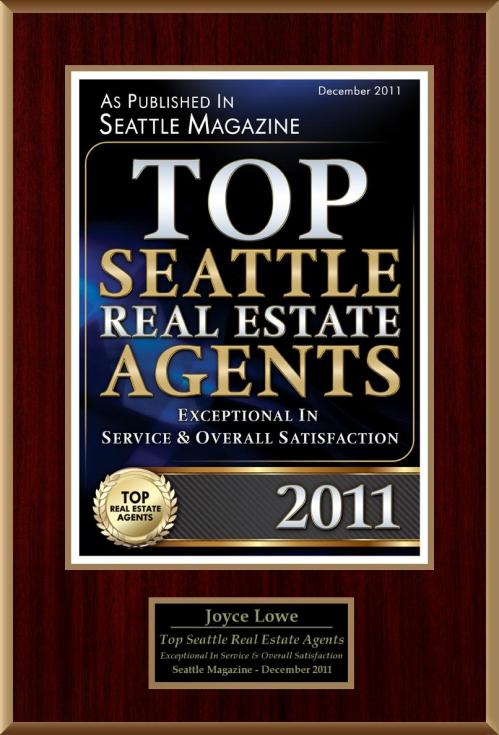 Top Seattle Real Estate Agents!