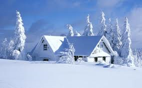 Joyce's Voice...,Buying and Selling a House during the winter months can be a PLUS!
